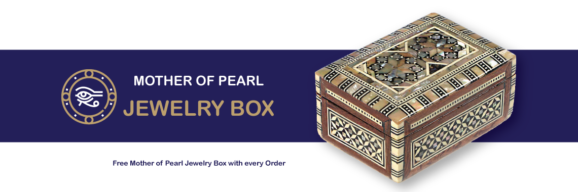 Nilemall's famous Jewelry box